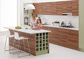 Bunnings Gallery Style Kitchen