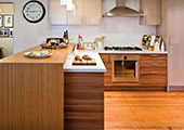 Bunnings L-Shaped Kitchen