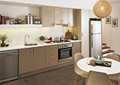 Bunnings Straight-Line Kitchen