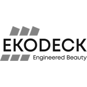 Ekodeck 137 x 23mm 5 4m Greystone Composite Decking | Bunnings Warehouse