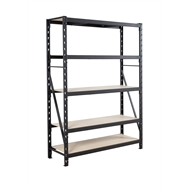 Rack It 400KG 1200mm Wide x 430mm Deep MDF Shelving