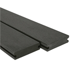 Ekodeck Plus 88 x 23 x 5400mm Greystone Grooved Composite Decking