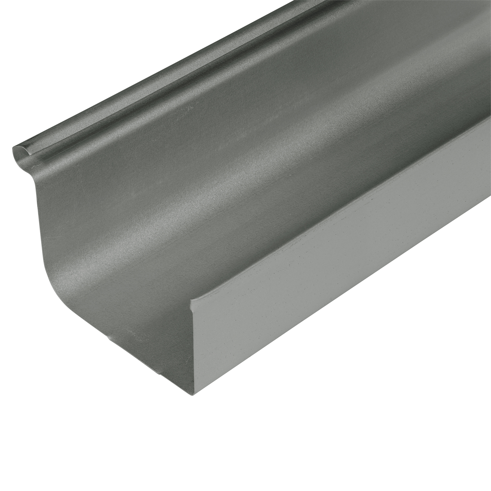 Colorbond steel 0 42 x 115mm x 3 0m quad gutter woodland grey