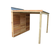 STILLA Annex Oxford Shed Accessory