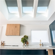 VELUX 700 x 1140mm Solar Honeycomb Blind