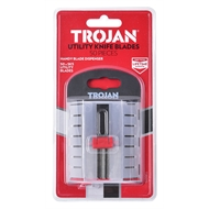 Trojan Replacement Utility Blades - 50 Pack