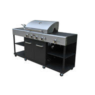 Jumbuck 4 Burner Stardom Outdoor Kitchen BBQ