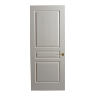 Hume 2040 x 620 x 35mm Denmark White Smart Wardrobe Door