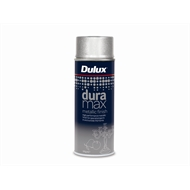 Dulux Duramax 325g Metallic Spray Paint - Metallic Silver