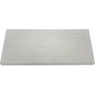 900 x 300 x 75 mm Grooved Concrete Step