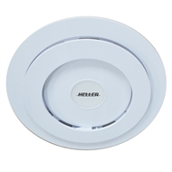 Heller Retractable Vent Exhaust Fan and LED Light
