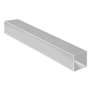 Connect-it 25.4 x 25.4 x 1.2mm 1.2m Anodised Aluminium Square Tube