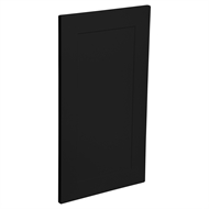 Kaboodle 400mm Black Olive Alpine Cabinet Door