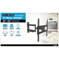 Crest Medium Full Motion TV Wall Mount