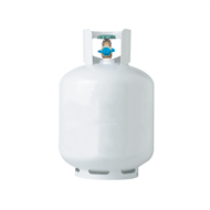 3.7kg Gas and Cylinder