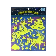 Boyle Glow In The Dark Self Adhesive Stickers