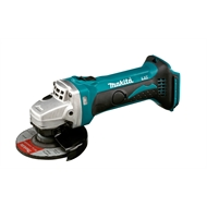 Makita LXT 18V 115mm Cordless Angle Grinder - Skin Only