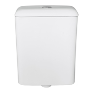 Mondella WELS 4 Star 4.5L/min Rumba Vitreous China Cistern