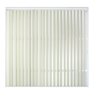 Windoware 300 x 210cm Alabaster PVC Vertical Blind - 1800mm x 2100mm