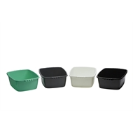 Ezy Storage 11L Plastic Rectangle Basin