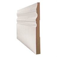 Hume 85 x 18mm 5.4m Replica Primed MDF Moulding
