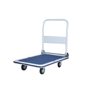 Saxon 300kg Folding Platform Trolley