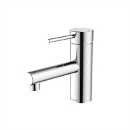 Caroma WELS 5 Star Chrome Pin Basin Mixer