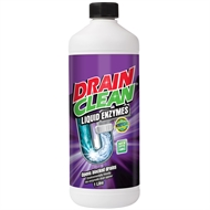 Drain Clean 1L Liquid Enzyme Drain Cleaner