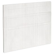 Kaboodle 900mm White Forest Alpine 3 Drawer Panels