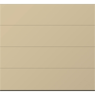 Gliderol Garage Doors 2475 - 2725 x 4451 - 4740mm Golden Oak Madison Panel Glide Garage Door