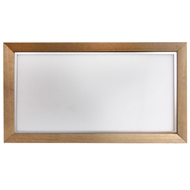 Illume 300 x 600mm Interior Flush Mount Window System