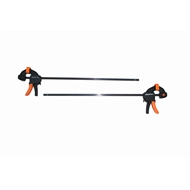 Craftright 600mm 2 Piece Quick Action Clamp