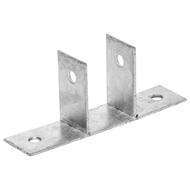 Maxi Metals 50mm Steel Sleeper Seat Bracket