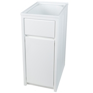 Everhard 30L Project Laundry Trough And Cabinet