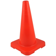 Builders Edge Safety 460mm Hard Safety Marker Cone