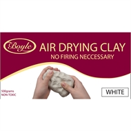 Boyle 500g White Air Dry Clay