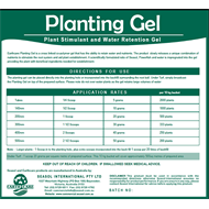 Seasol 10kg Earthcare Planting Gel Water Crystals