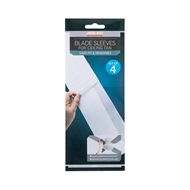 Arlec Ceiling Fan Blade Sleeve - 4 Pack