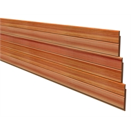 176 x 18mm Eco Shiplap Cladding - Per Linear Metre