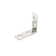 Zenith 38mm Stainless Steel Angle Bracket - 4 Pack