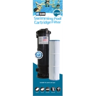 Hy-Clor Poseidon 100² Foot Pool Cartridge Filter