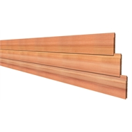133 x 15mm Shiplap Tongue And Groove Cedar Lining - Per Linear Metre