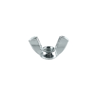 Pinnacle M6 Stainless Steel 316 Wing Nuts - 3 Pack