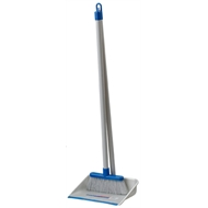 Decor Speed® Stand-Up Broom and Pan Set