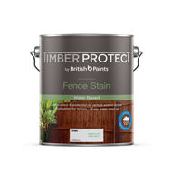 Timber Protect 4L Brown Fence Stain
