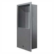 Chromagen Eternity Plus Recess Box (to suit 20L unit)