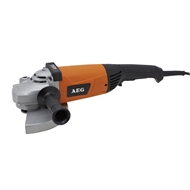 AEG 2200W 230mm Corded Angle Grinder