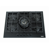 Blanco 70cm Gas On Glass Cooktop