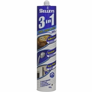 Selleys 480g 3 In 1 Silicone Sealant