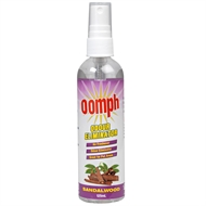 Oomph 125ml Sandalwood Odour Eliminator
